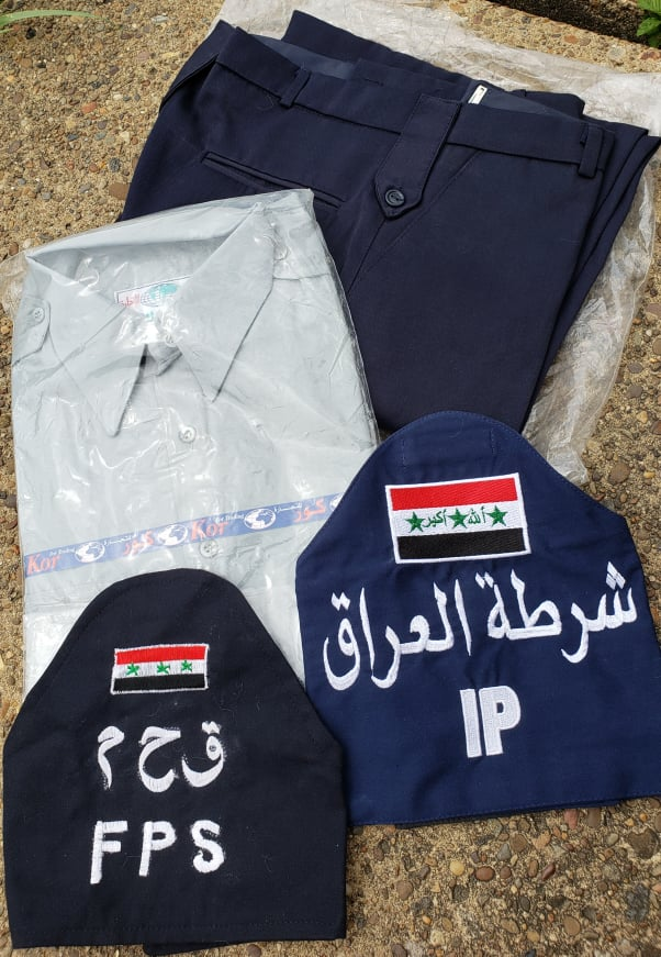Iraqi Police Uniform 57336210