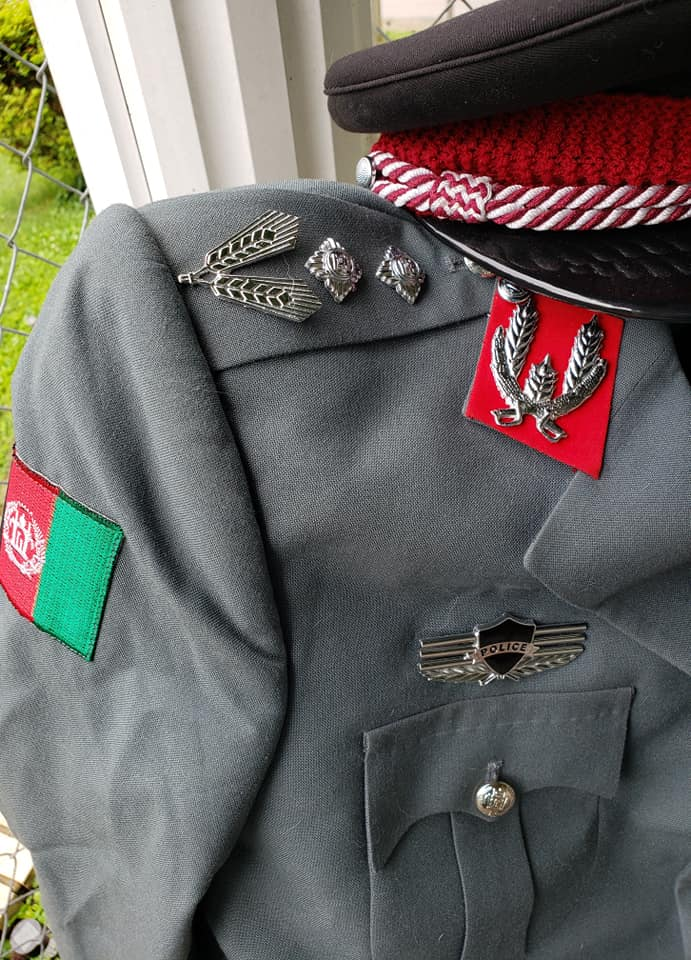 Afghan National Police Dress Uniform 62004010