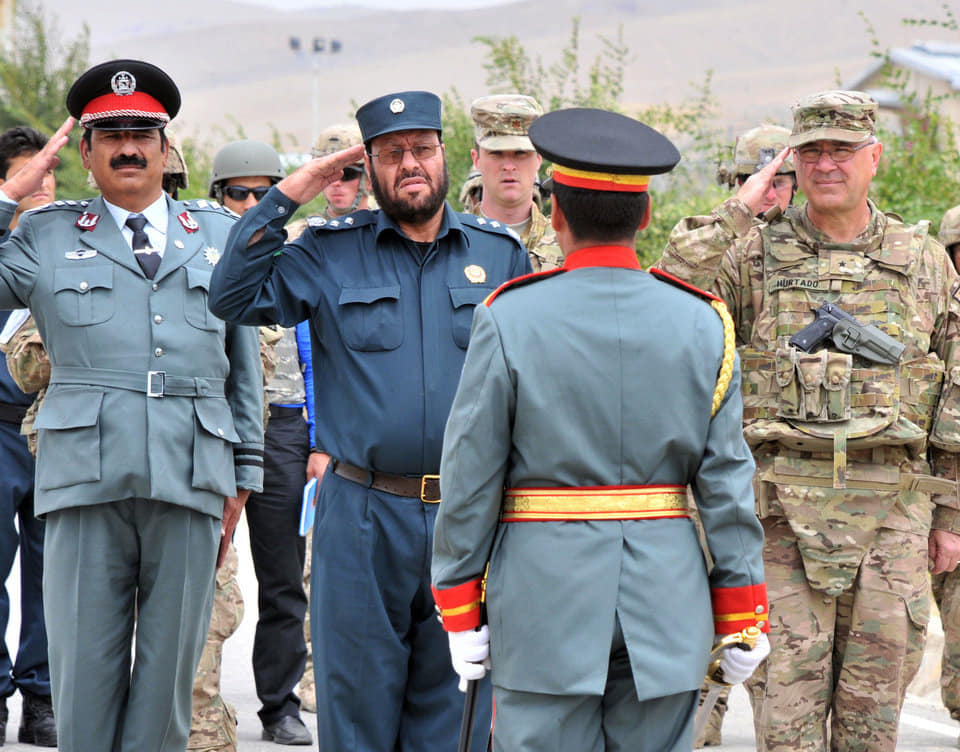 Afghan National Police Dress Uniform 62154210