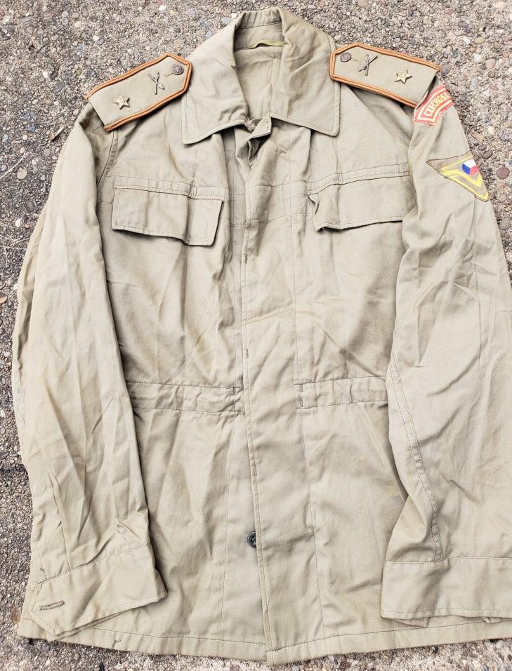 Vz. 85 summer uniform - called also Tropiko or Kuvajt 76174410