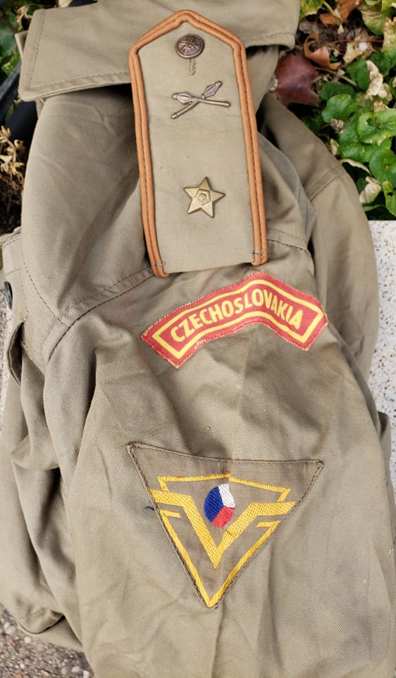 Vz. 85 summer uniform - called also Tropiko or Kuvajt 77282410