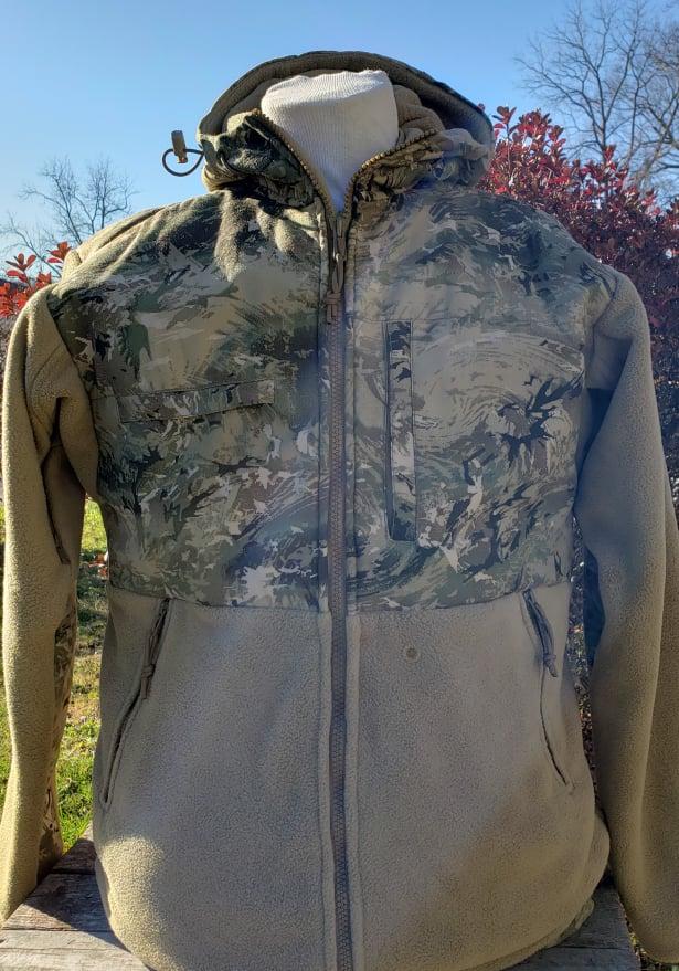 Afghan PArtnering Unit Polar Fleece Jacket 78406210