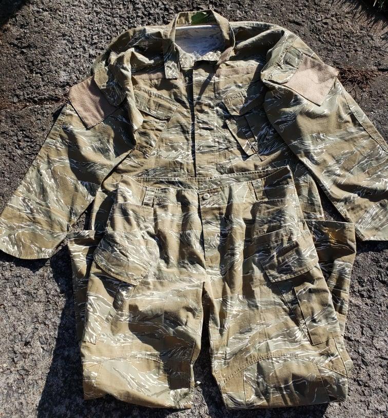Afghan Desert Tiger Stripe Uniform 80598211