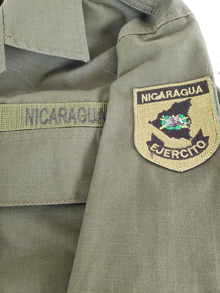 Nicaraguan Ejercito Jacket - Military Academy Academ11