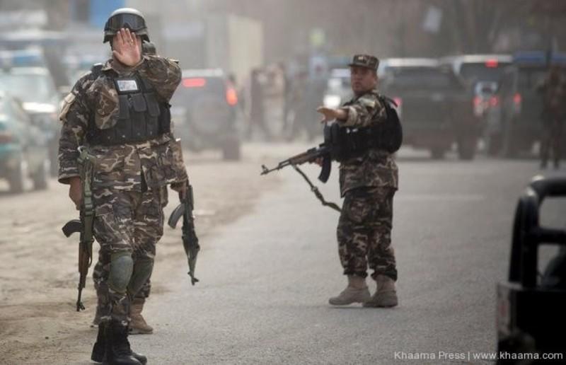 Afghan National Directorate of Security Uniform Afghan12