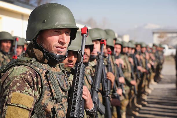 Afghan Body Armor Gettyi10