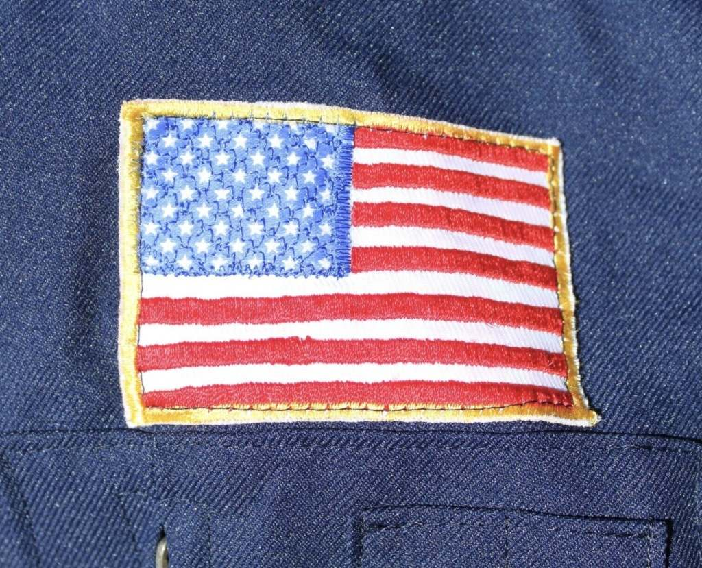 FAKE US Vietnam Navy Seal Party Suit Patched out UDT Special Forces Seal Team One Imagep13