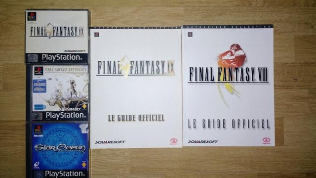 [VDS] Lot RPG PS1 FR + guides VENTE FLASH Img_2010