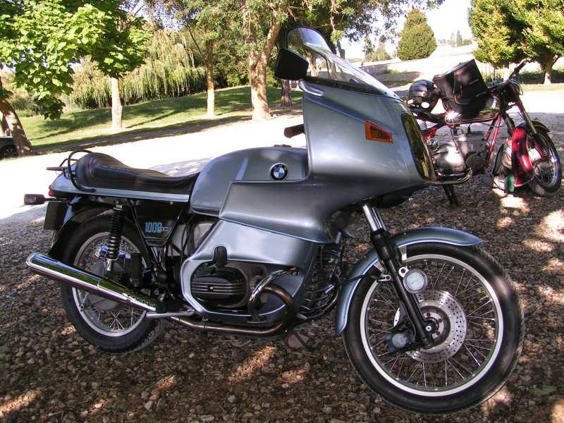 """R100S de 08/77 en cours de """"restauration"""" Rs1611"""