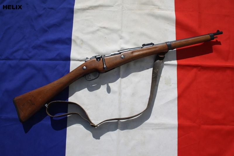Carabine modèle 1890 de cuirassier 00211