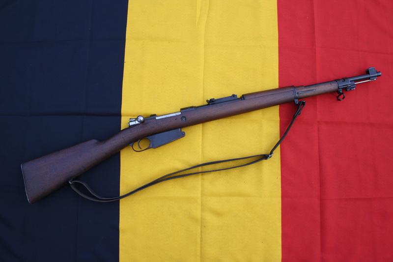 Fusils modèles 1935 & 1936 (ou 1889/36) 00311