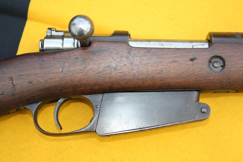 Fusils modèles 1935 & 1936 (ou 1889/36) 00510