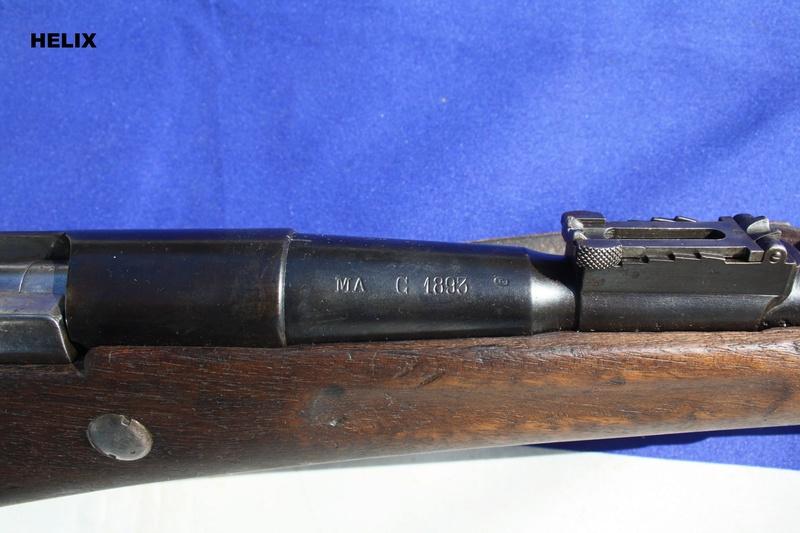 Mousqueton Berthier modèle 1892 de 1893 00910