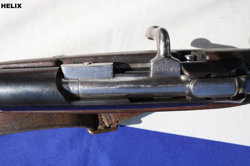 Mousqueton Berthier modèle 1892 de 1893 01712