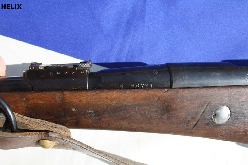 Mousqueton Berthier modèle 1892 de 1893 01911