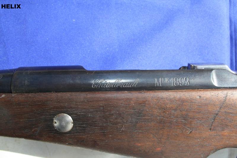 Mousqueton Berthier modèle 1892 de 1893 02111