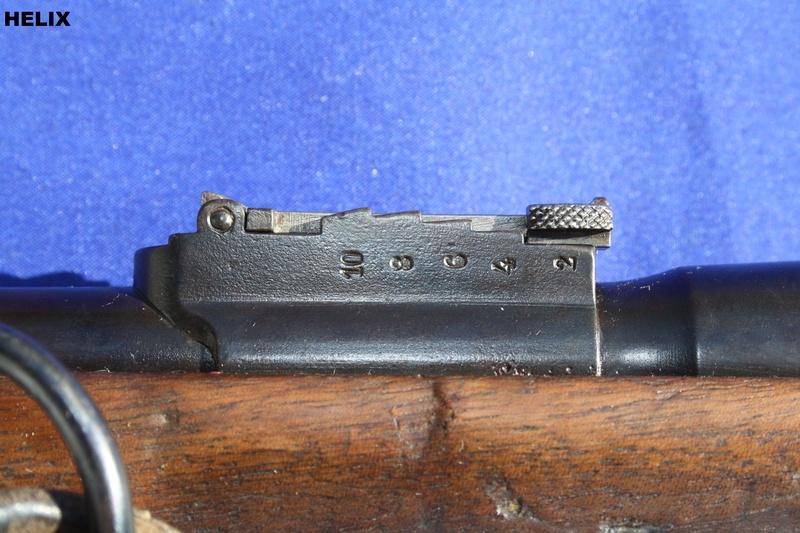 Mousqueton Berthier modèle 1892 de 1893 02211