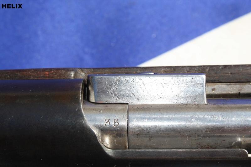Mousqueton Berthier modèle 1892 de 1893 03311