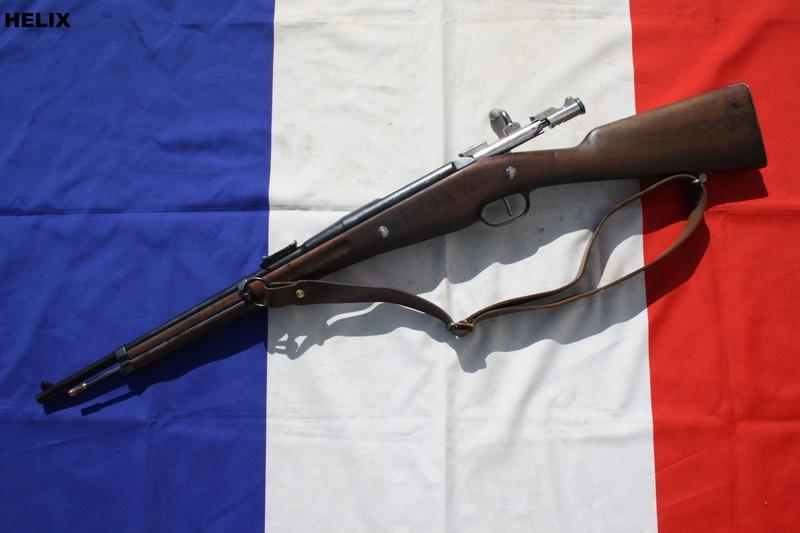 Mousqueton Berthier modèle 1892 de 1893 03510
