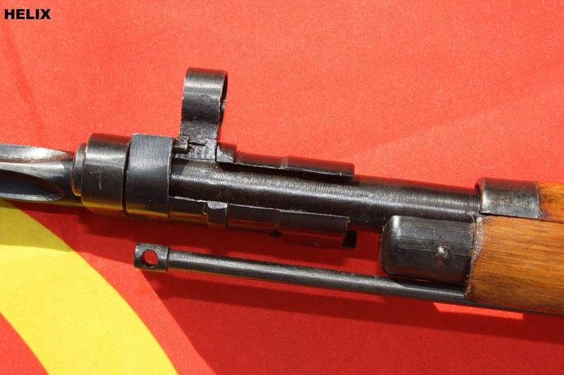 MOSIN 91/30 & BAIONNETTE M43  05111