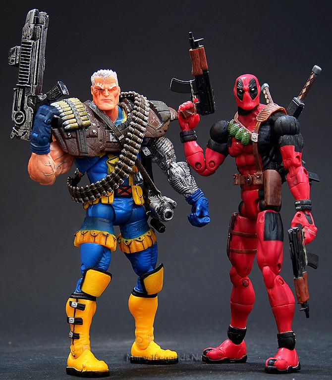 j'en appelle à vos armes loose en tout genre  Cable015