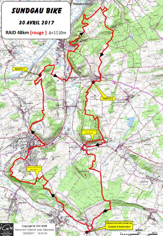 Sundgau Bike de dimanche 30 avril Captur38