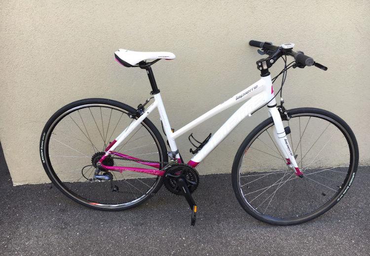 Vends Vélo féminin Captur50