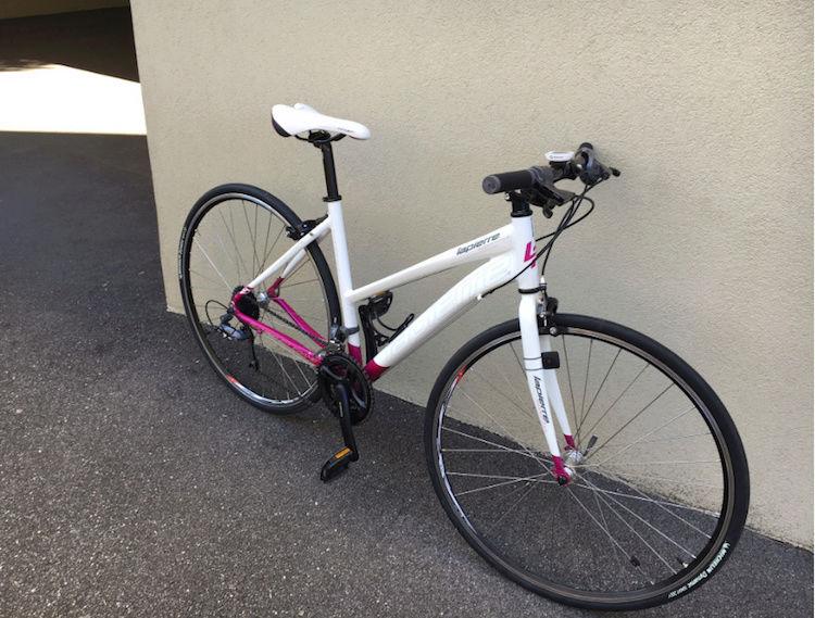 Vends Vélo féminin Captur51
