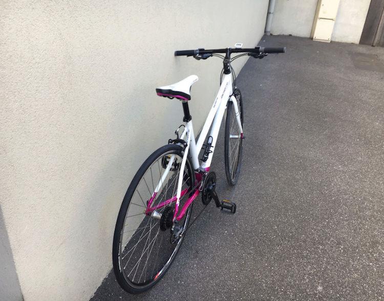 Vends Vélo féminin Captur52