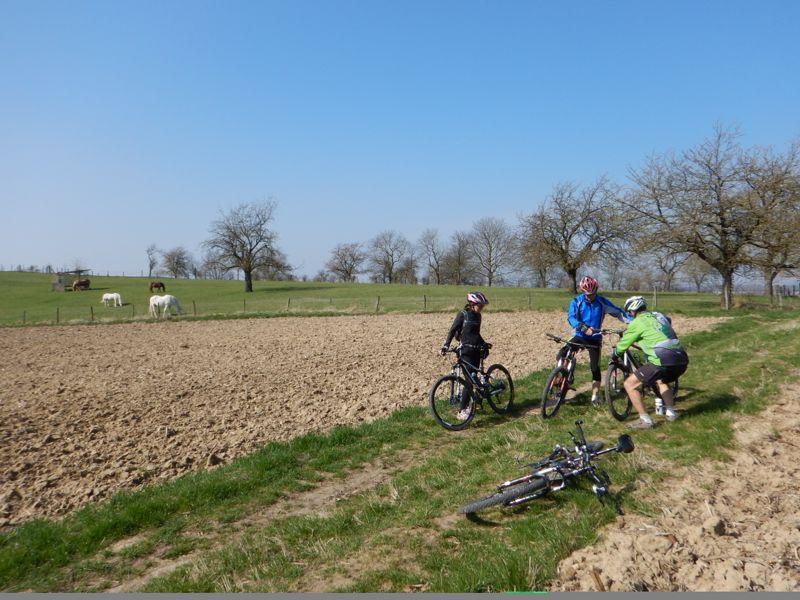 Toutes & Tous à Vélo à LRV - Reprise de printemps Dscn0331