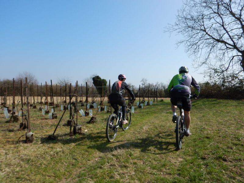 Toutes & Tous à Vélo à LRV - Reprise de printemps Dscn0333