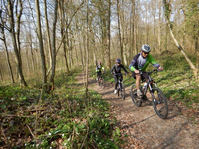 Toutes & Tous à Vélo à LRV - Reprise de printemps Dscn0338