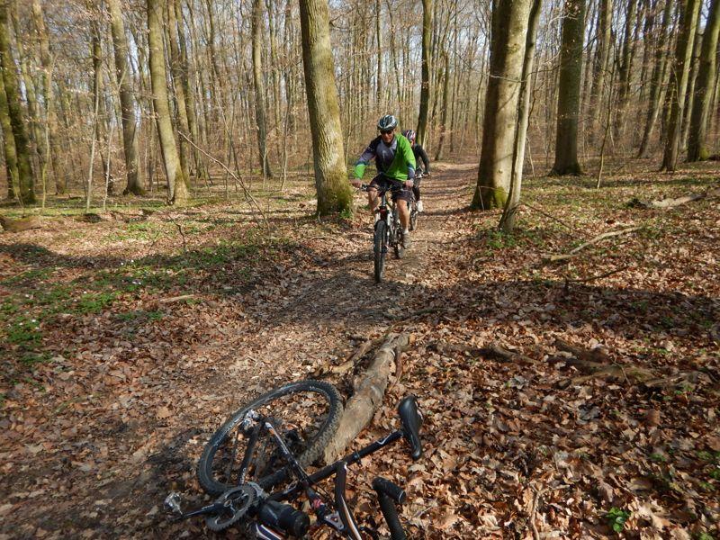 Toutes & Tous à Vélo à LRV - Reprise de printemps Dscn0345