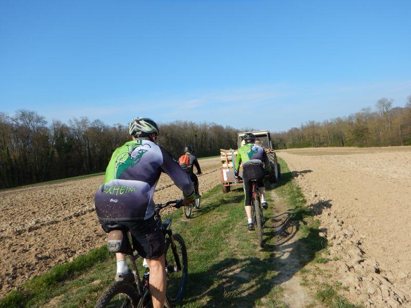 Toutes & Tous à Vélo à LRV - Reprise de printemps Dscn0347