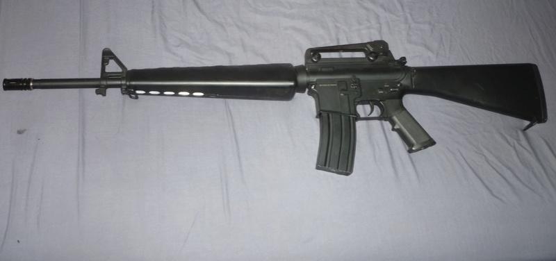 5 répliques M16-110