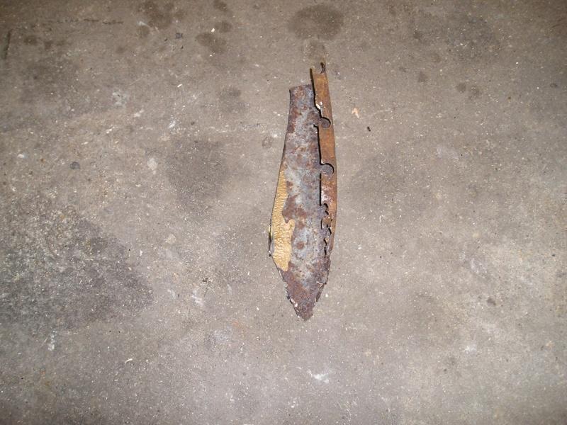 Autopsie et restauration de ma Manta B 1600 auto P1010014