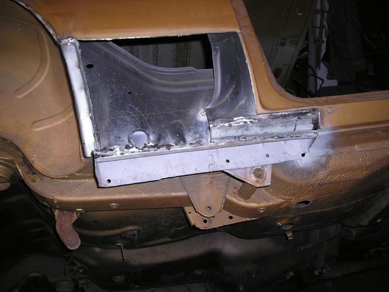 Autopsie et restauration de ma Manta B 1600 auto P1010019