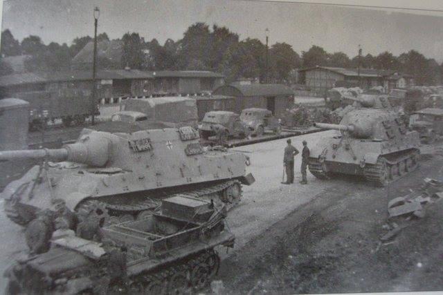 "Le JagdPanzer VI Ausf.B.Sd.Kfz.186 "" JagdTiger "" 10003210"