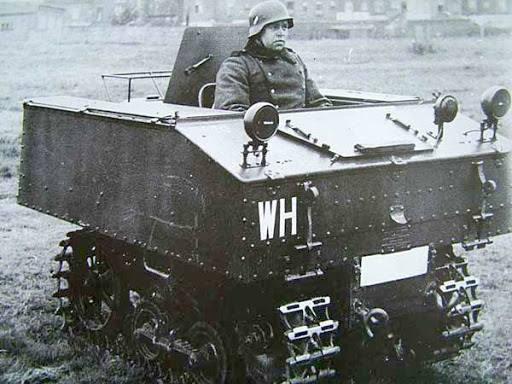Quelques blindés allemands inhabituels. 10013611