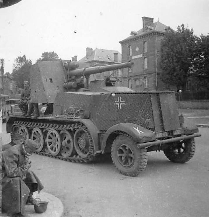 Quelques blindés allemands inhabituels. 10171511