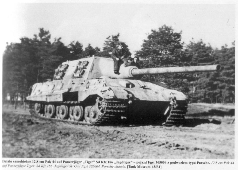 "Le JagdPanzer VI Ausf.B.Sd.Kfz.186 "" JagdTiger "" 16483_10"