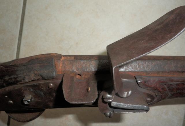 Le fusil 1717 de rempart. 1717_310