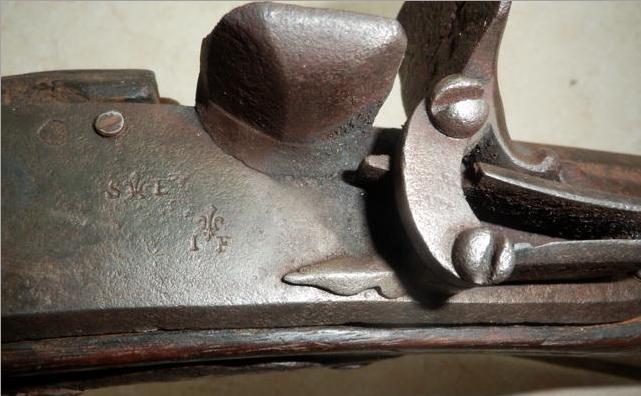 Le fusil 1717 de rempart. 1717_411