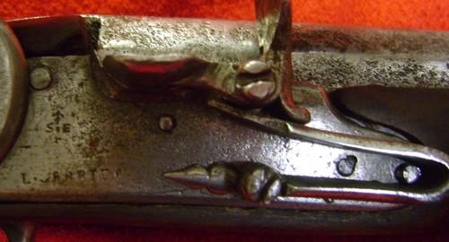 Fusil modèle 1746 (en fait 1717!) et comparaison des platines 1717 à 1754. 1728_310