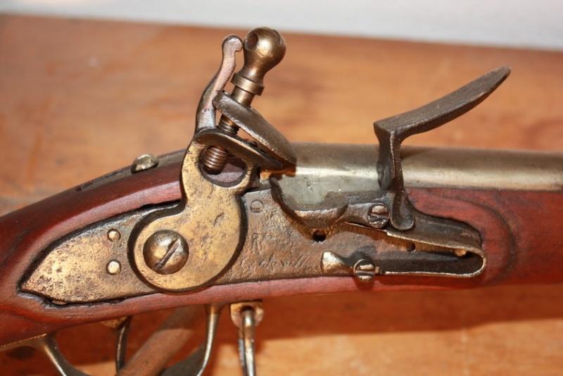 Fusil 1766, ou 1763 léger. 1763_011