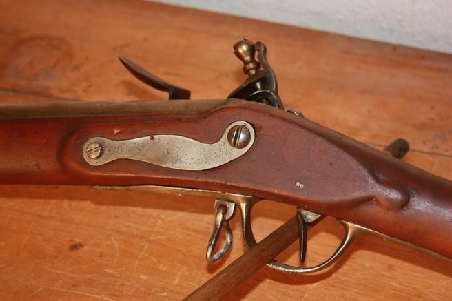 Fusil 1766, ou 1763 léger. 1763_014