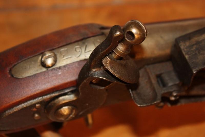 Fusil 1766, ou 1763 léger. 1763_015