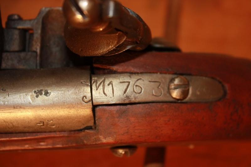 Fusil 1766, ou 1763 léger. 1763_016