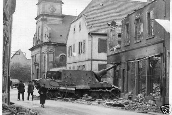 "Le JagdPanzer VI Ausf.B.Sd.Kfz.186 "" JagdTiger "" 21503510"