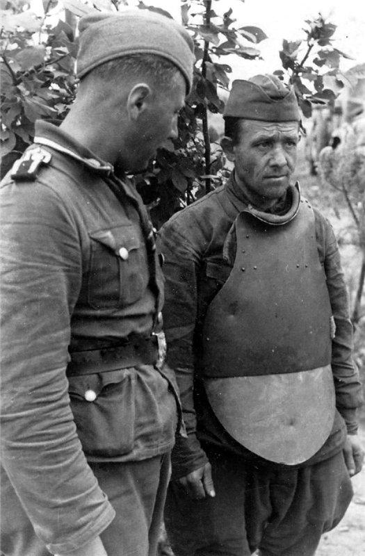Les cuirasses d'assaut soviétiques. 26ee2410